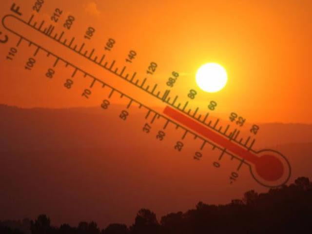 Αποτέλεσμα εικόνας για μεγιστη θερμοκρασια