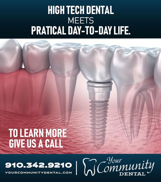 Your Community Dental, Wilmington NC
