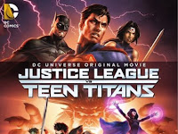 Film Justice League vs Teen Titans (2016) WEB-DL