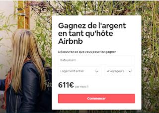 comment gagner beaucoup d'argent avec Airbnb ?