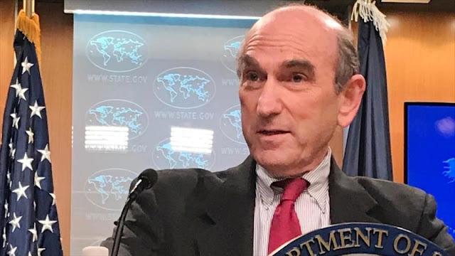 EEUU promete estrechar el cerco contra Maduro en apoyo al golpismo