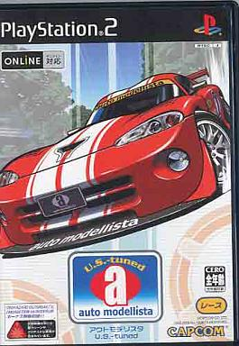 [PS2] [アウトモデリスタ U.S.-tuned] (JPN) ISO Download
