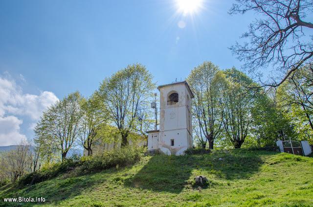 St. Dimitrij, Brusnik village, Bitola