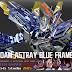 """Custom Build: MG 1/100 Gundam Astray Blue Frame D """"Metallic Finish"""""""