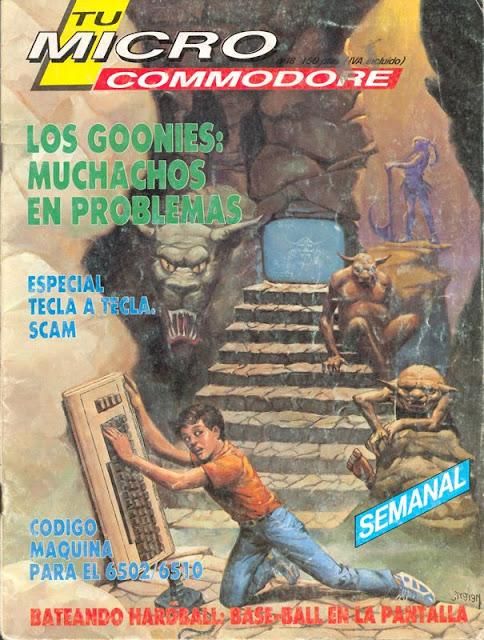 Tu Micro Commodore #18 (18)