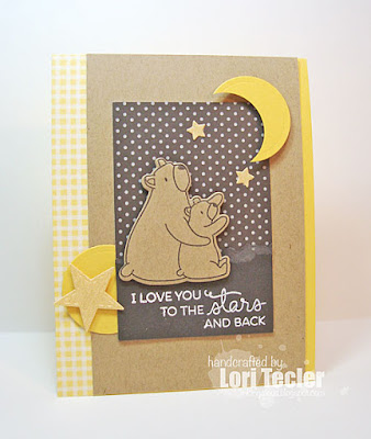 To the Stars and Back card-designed by Lori Tecler/Inking Aloud-stamps from Mama Elephant