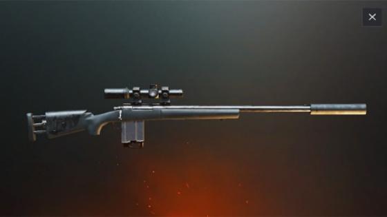 Senjata Paling Sakit Di PUBG Mobile m24