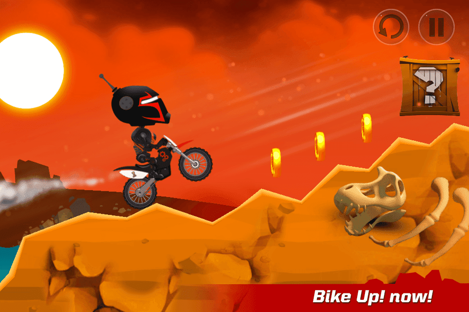 Bike Up! MOD APK Terbaru
