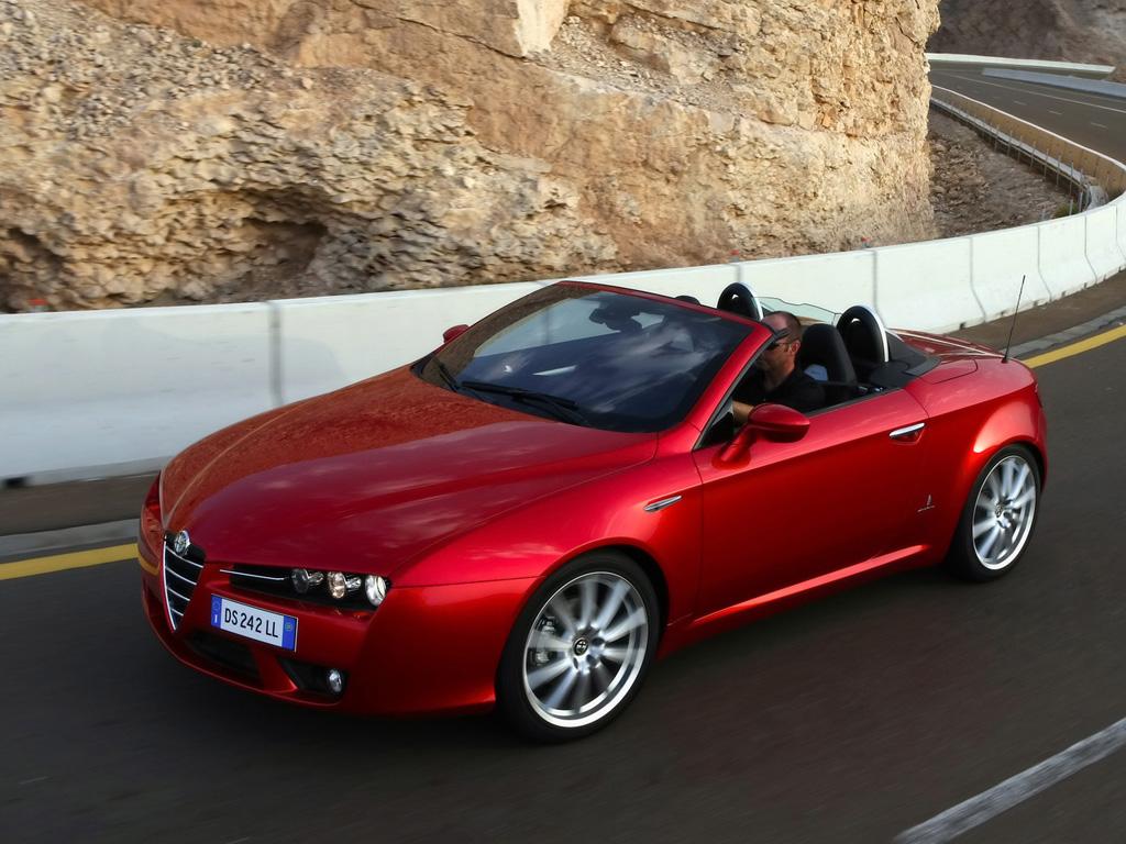 Alfa Romeo Spider 2009
