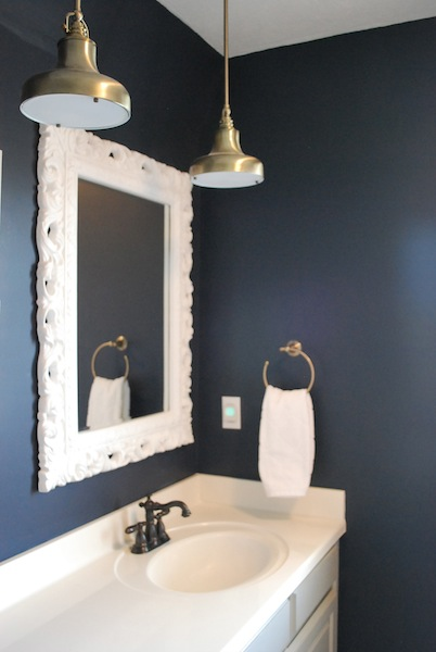 Sweet Chaos Home Guest Bathroom Reveal
