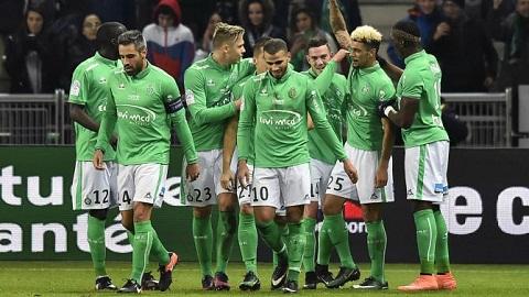 Ở thời điểm hiện tại, Saint - Etienne họ không được đánh giá cao.