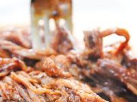 EASY BARBECUE BEEF BRISKET