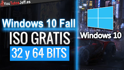ISO windows 10, ISO windows 10 fall creators, descargar