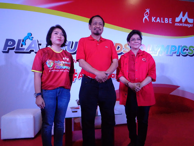 platinum kids olympic morinaga allergy week 2017