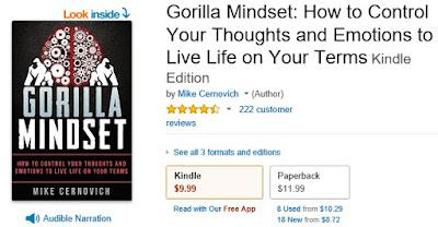 Mike Cernovich Gorilla Mindset