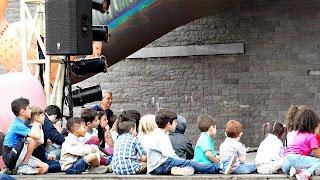 Dia da Criança de 2016 - Espetáculo na Praça João Correa - Festival de Bonecos de Canela