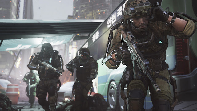 Call of Duty Advanced Warfare Highly Compressed