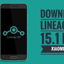 Download LineageOS 15.1 Android 8.1 Untuk Smartphone Xiaomi