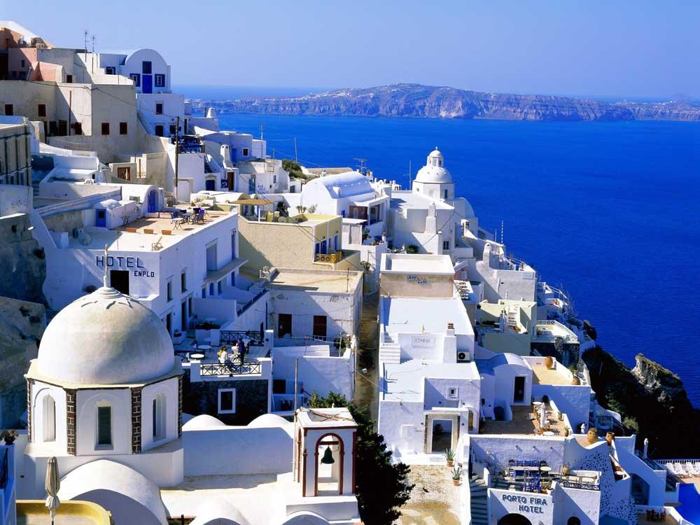 Santorini | Ilha Turística da Grécia