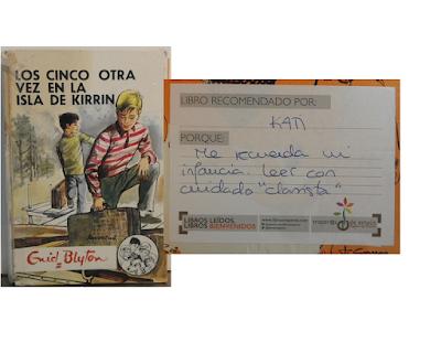 """Ya tenemos las aportaciones del concurso """"Soplos Traperos"""" de Recomendaciones Literarias."""