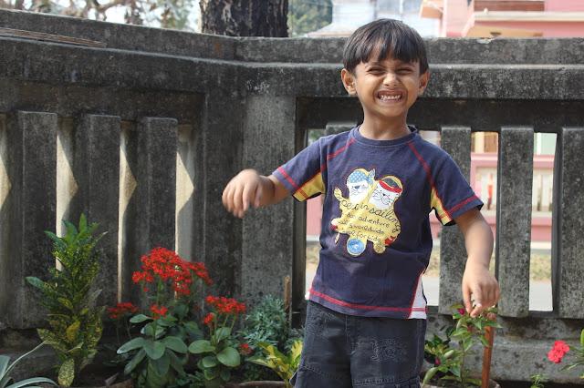 Sourajit Saha's Nephew Rick 26