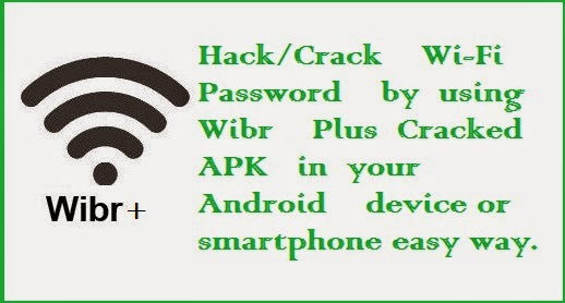 WIBR Plus Wifi BRuteforce Hack Pro Apk 1 0 3 Full Android 2015