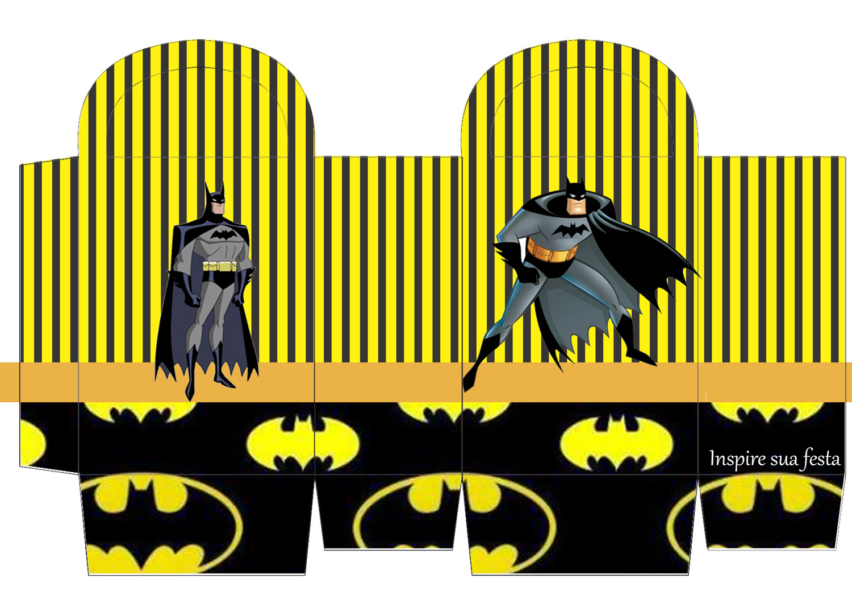 Fantástico Plantillas De Batman Regalo - Ejemplo De Colección De ...
