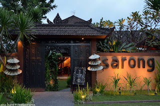 Waiter/ss Job Vacancy at Sarong Bali Restaurant