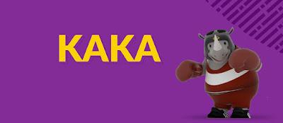 Maskot Asian Games 2018 kaka