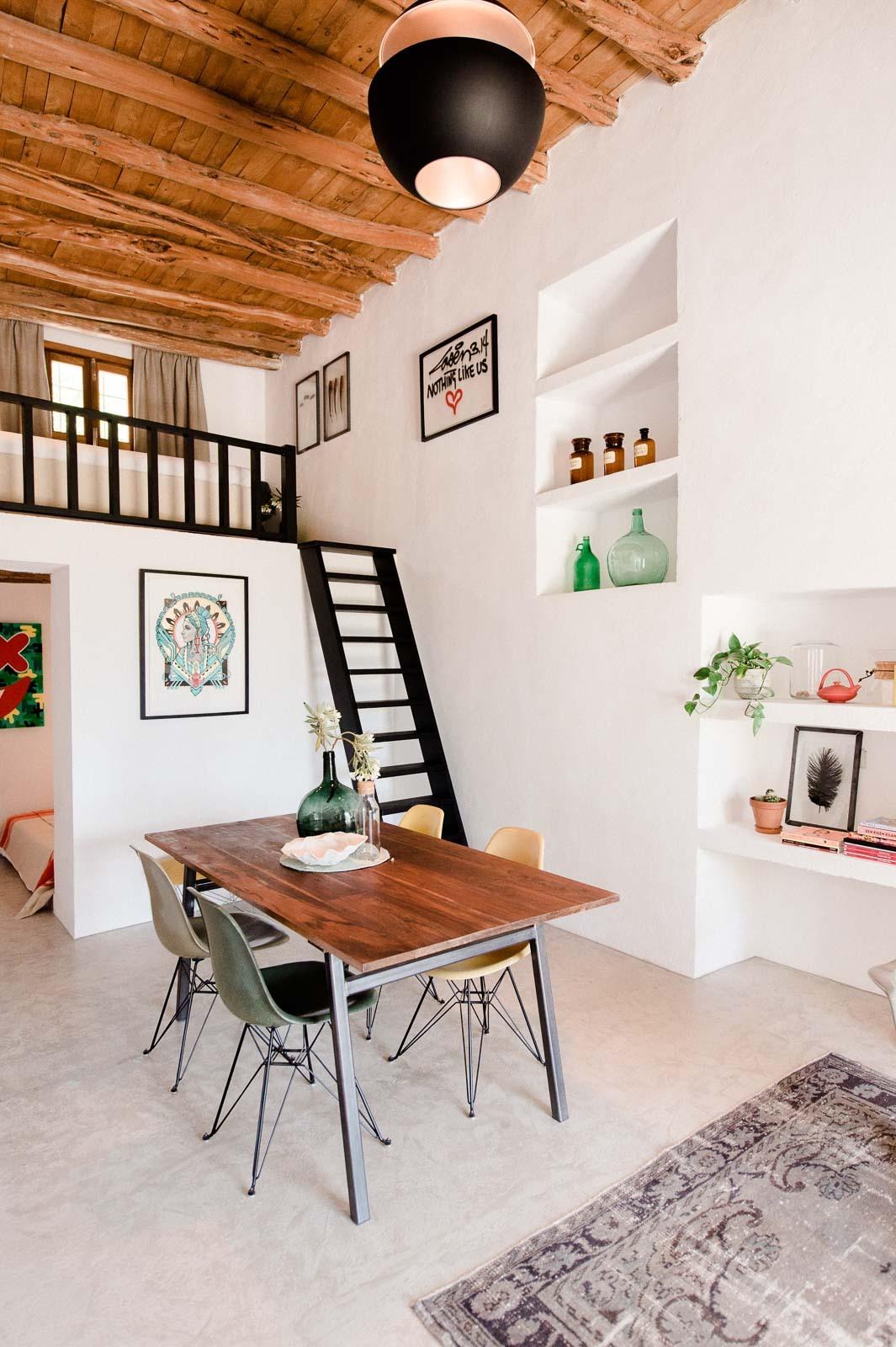 Una piccola casa di campagna a ibiza - Documenti per affittare una casa ...