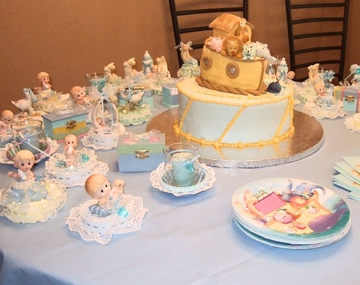 Baby Shower Themes In June ~ Ana silk flowers ideas baby boy themes for showers