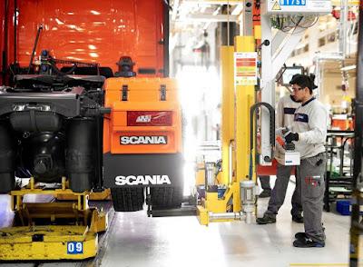 Linha Scania PGR se despede do mercado