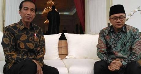 Pengesahan UU Pemilu, PAN Walk Out, Ini Kata Presiden Jokowi