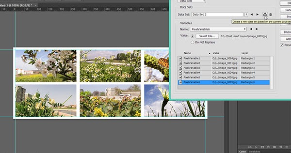 DesignEasy: Easy Way to Automate Photoshop with Variables