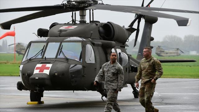 EEUU vende 17 helicópteros Black Hawk a Arabia Saudí