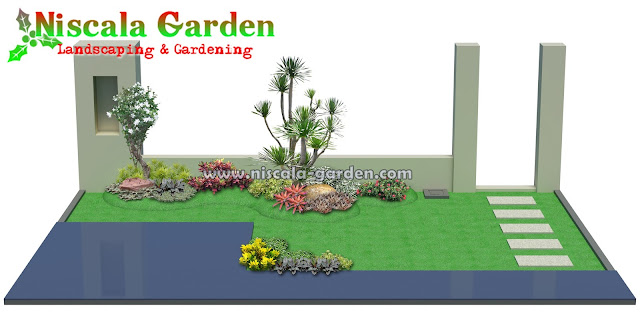 Jasa Desain dan Pembuatan Taman