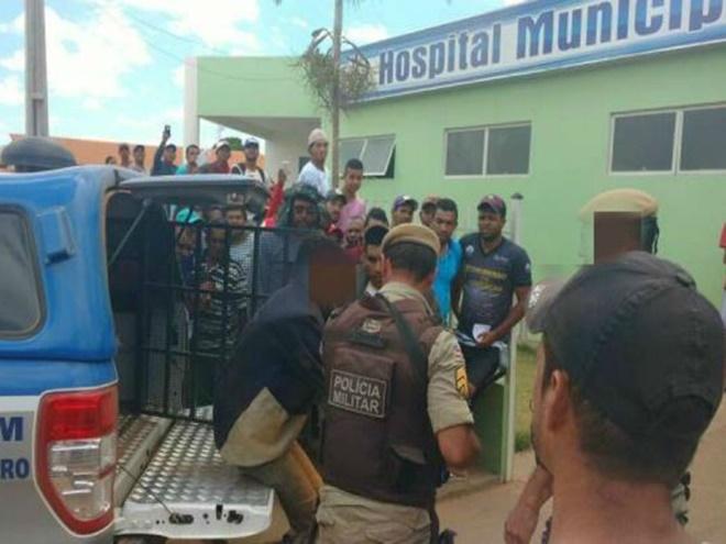 Após assalto suspeito morre e adolescente é apreendido pela PM na cidade de Cafarnaum