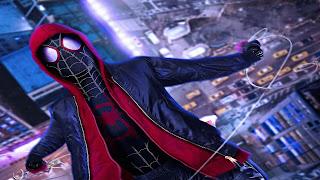 Spider-Man Into The Spider Verse Computer Wallpaper