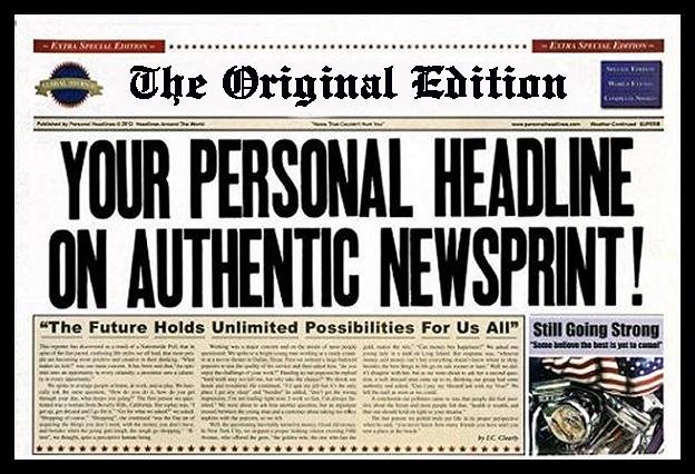 "Greencrow As The Crow Flies: ""Fake News"""