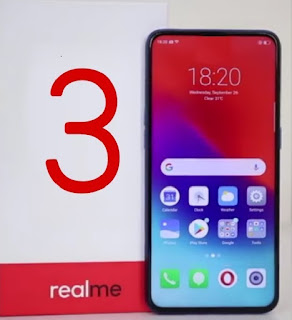 Harga OPPO RealMe 3 Terbaru