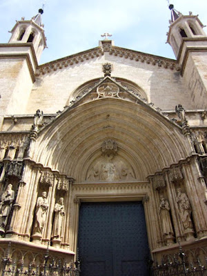 Iglesia de Santa Maria en Vilafranca del Penedes