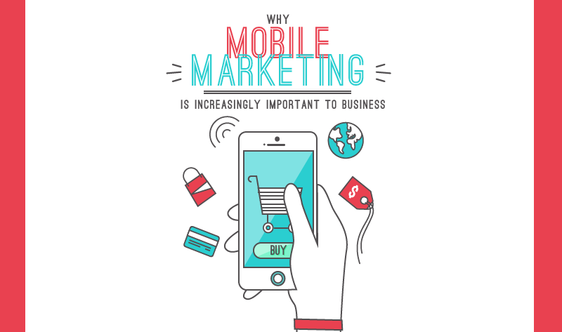 Why Mobile Is Increasingly Important To Business - #infographic