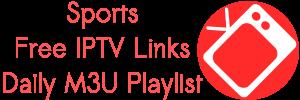 Sports Free IPTV Playlist Sky Sports BeIN Canal+