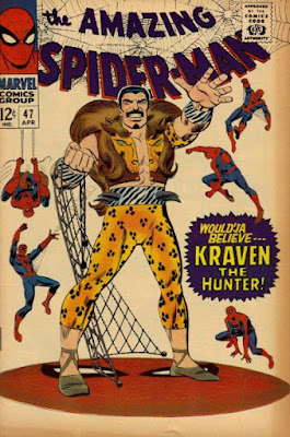 Amazing Spider-Man #47, Kraven