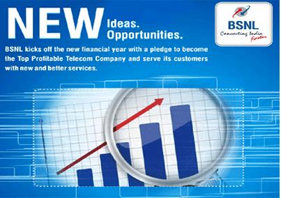 BSNL Profits 2019