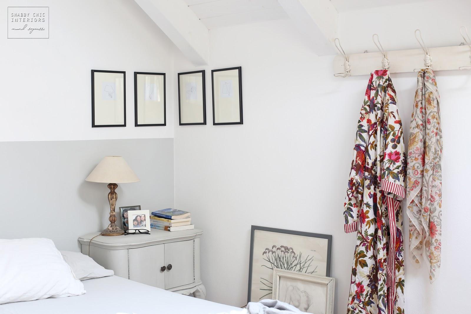 La mia nuova camera da letto - Shabby Chic Interiors