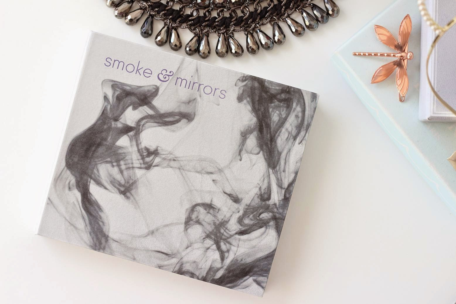 Jane Iredale Smoke & Mirrors Smoky Eye Kit