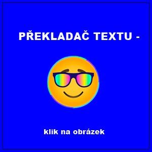 PŘEKLADAČ TEXTU -