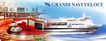 Billets pas cher de ferry sur GNV Tunisie
