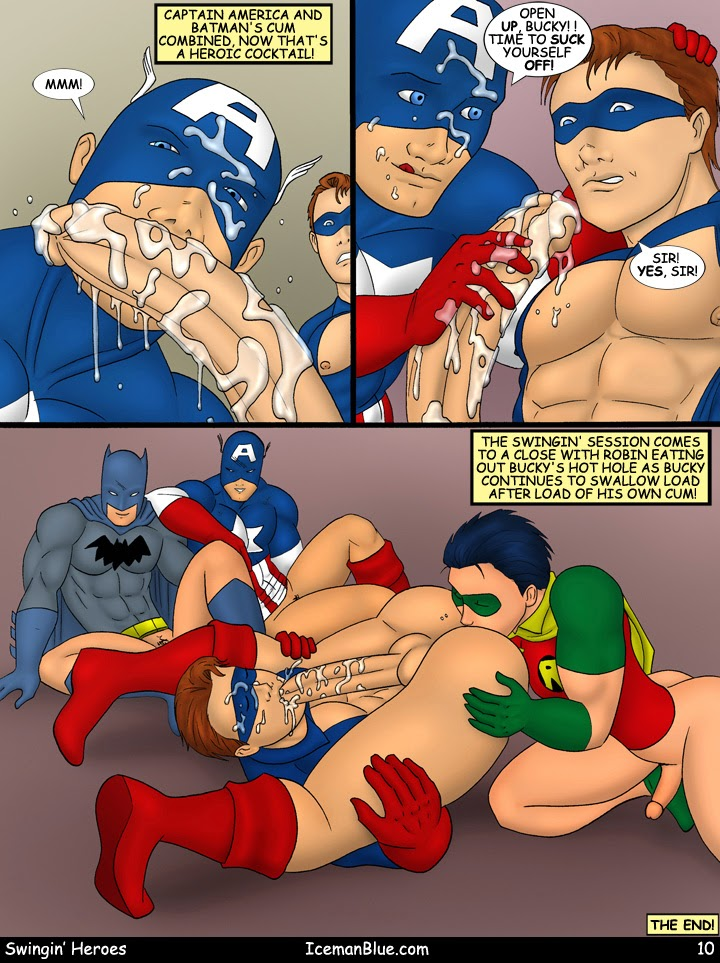 Marvel Comics Outs